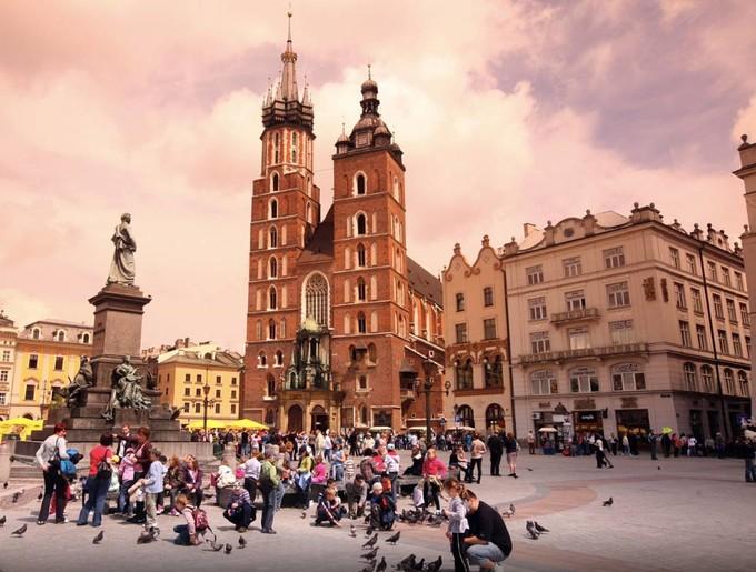 [新聞] 全球最值得去的十大地方之一的波蘭